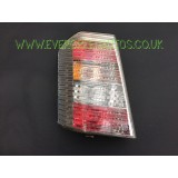 Microcar MC2 rear n/s clear light unit ( LEFT )