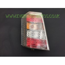 Microcar MC2 rear n/s clear light unit ( LEFT )