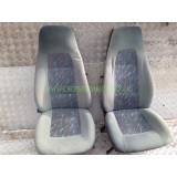 AIXAM 500 500-5 PAIR OF FRONT SEATS