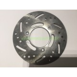 Microcar mc2 rear brake disc right hand (new part)