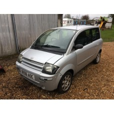 MICROCAR MC2 HSE 2006 4 SEATER