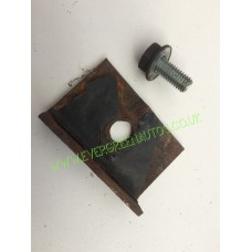 VIRGO BATTERY CRADEL CLAMP AND BOLT