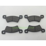 Microcar mc2 rear brake pads (new part)