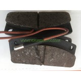 AIXAM 500 500-5 a751 front brake pads ( new item)