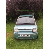 Microcar mc1 2006 one owner from new