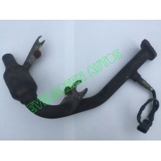 MICROCAR MC1 MC2 EXHAUST DOWNPIPE WITH CATALYTIC CONVERTER